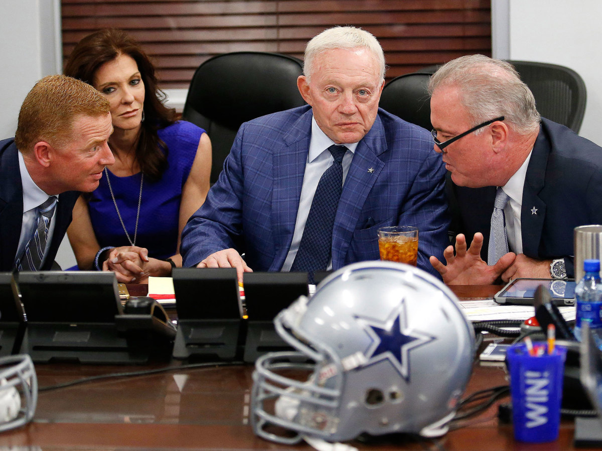 Image result for Jerry Jones Discusses Controversy Surrounding Scoreboard at Jerry World""