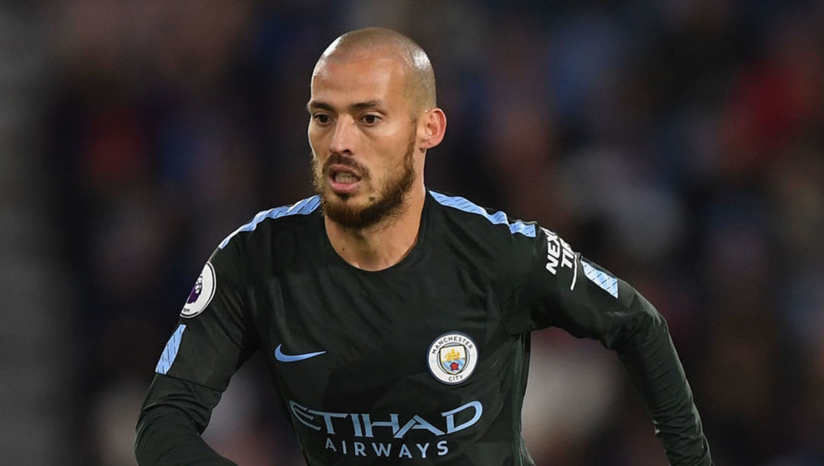 David Silva Signs Manchester City Contract Extension