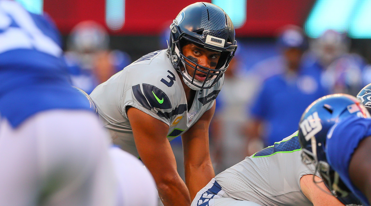 Russell Wilson and the Seahawks have won three straight games despite ranking no higher than 11th in any major offensive category.
