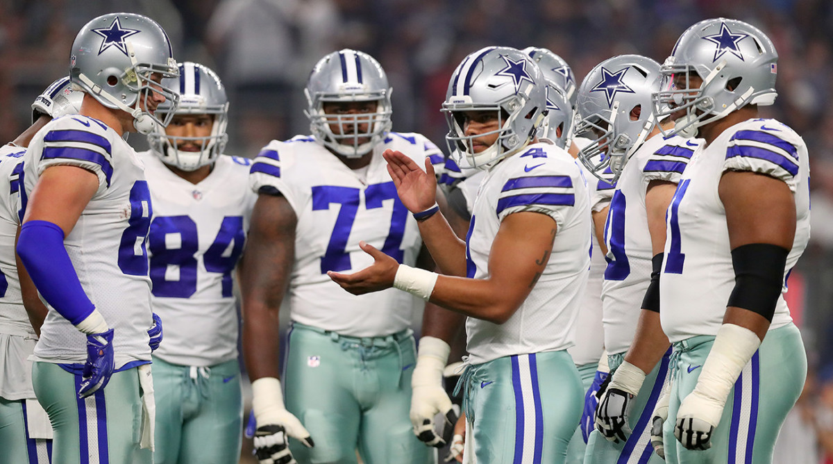 Dak Prescott did his best to prevent stardom from negatively affecting his life this offseason.