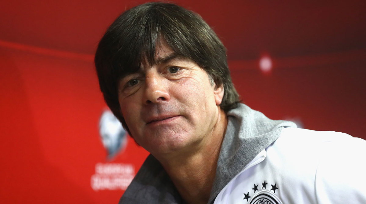 Germany Sticking With Joachim Low as Coach After Spain Humiliation