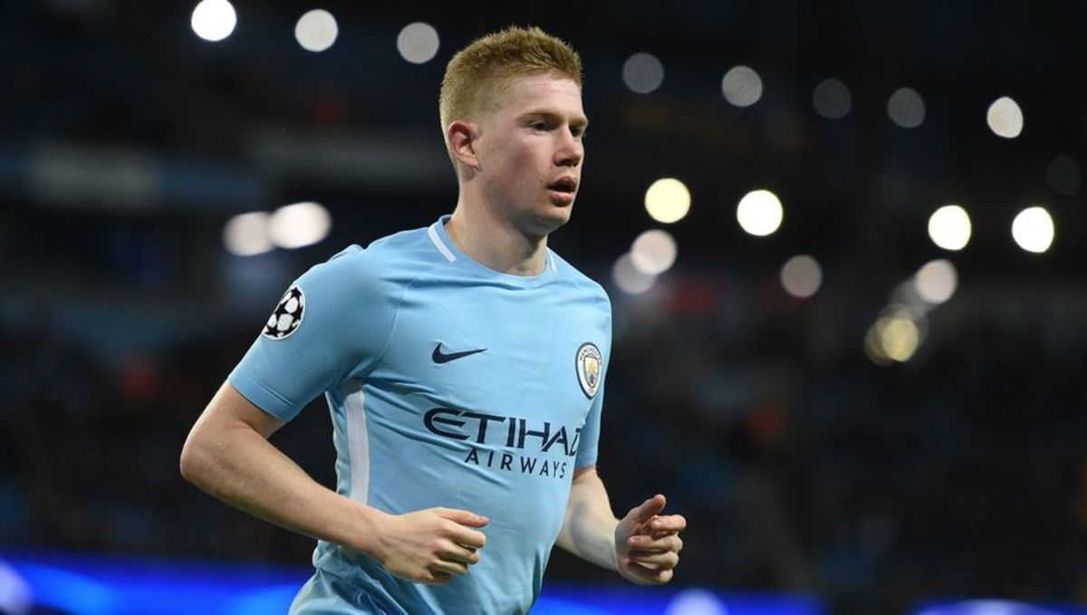 Man City's Kevin de Bruyne Reveals Why Time at Chelsea Was ...