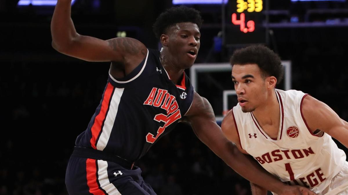 Two Auburn Basketball Players To Sit Indefinitely Amid Federal Probe