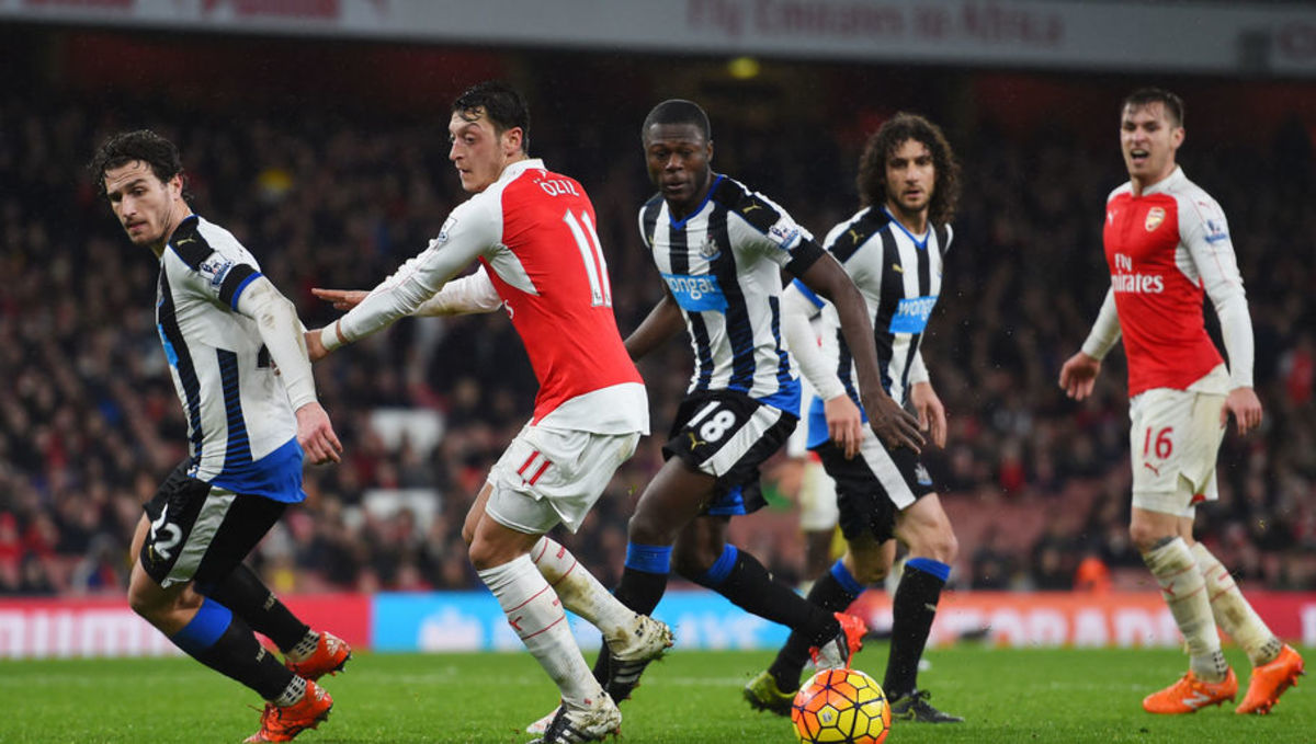 Arsenal vs Newcastle United Preview: Classic Encounter ...
