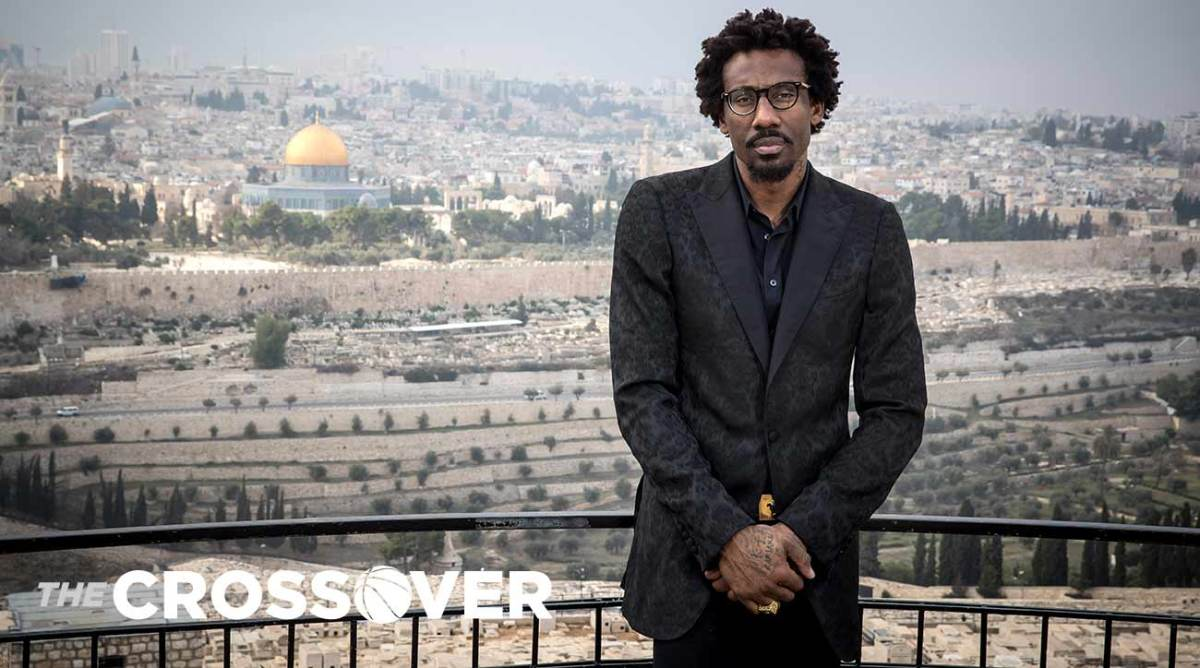 Amar'e In Israel: Fresh Start In The Old City