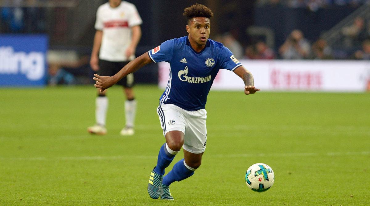 Mckennie Schalke