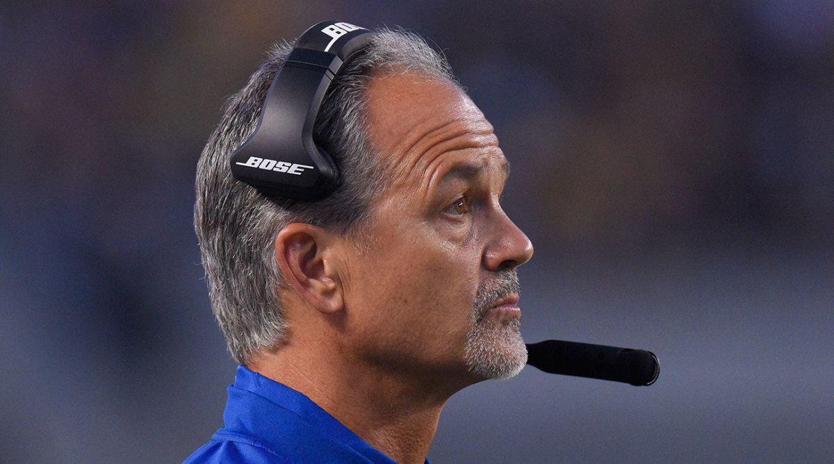 Colts coach Chuck Pagano got sentimental as he returns to Los Angeles' Coliseum this weekend.