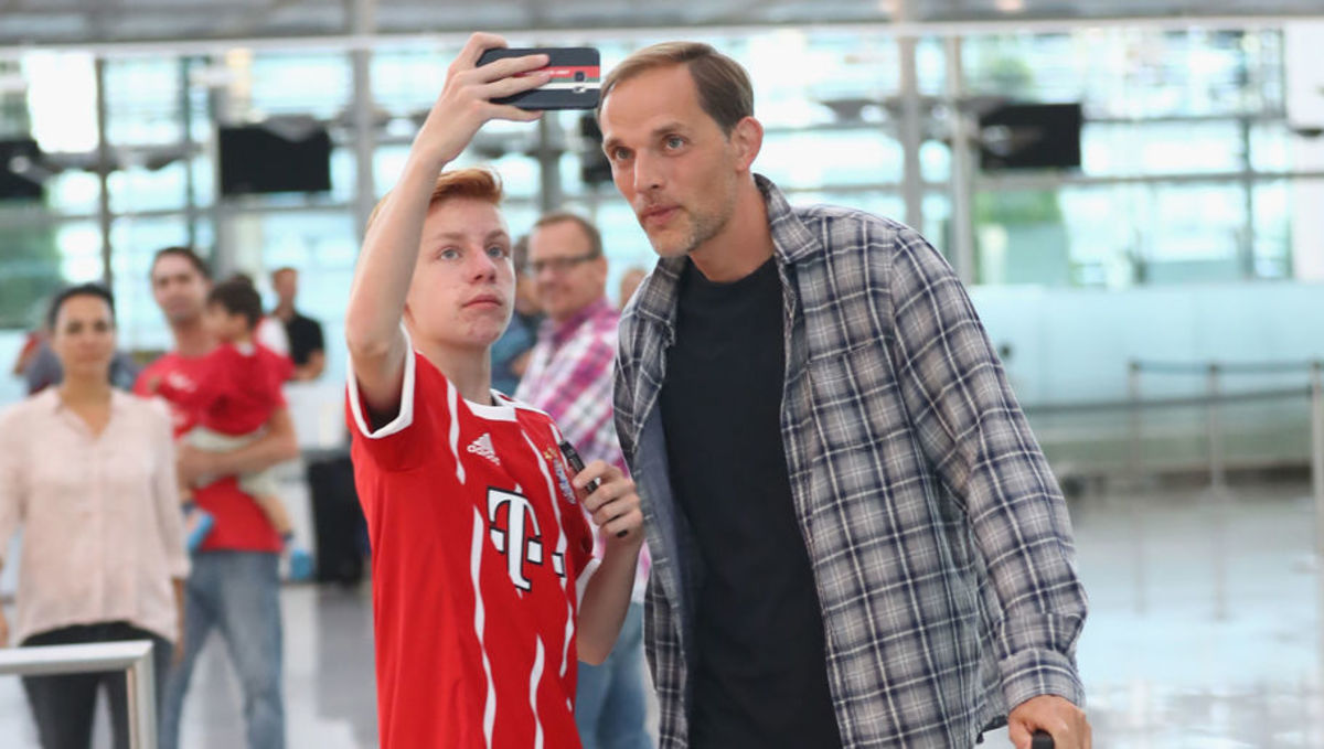 German Report Claims Thomas Tuchel Is Set to Succeed Jupp ...