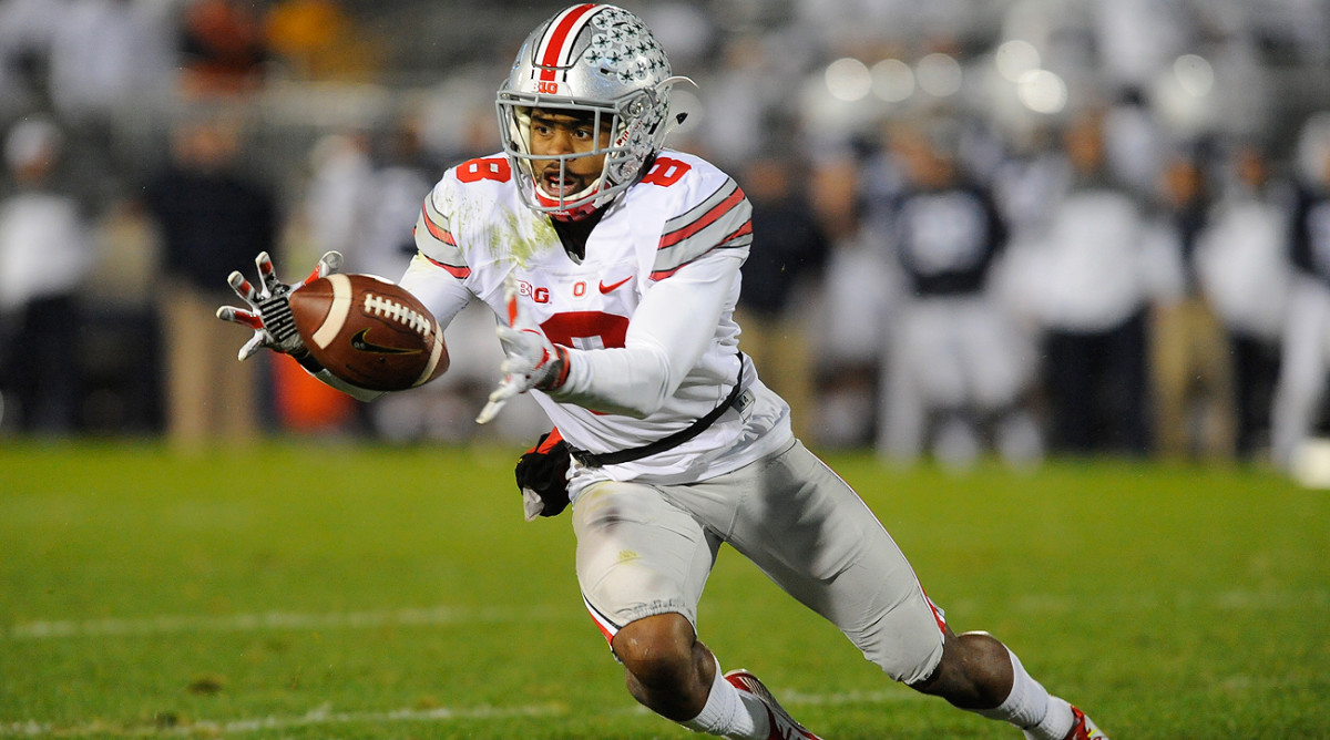 Gareon Conley was a two-year starter at Ohio State and is widely considered to be one of the top cornerbacks available in the 2017 draft.