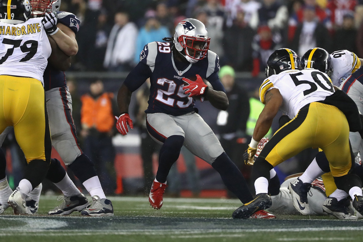 Free agent running back LeGarrette Blount is looking for a home in 2017, and the best fit might be back in New England.
