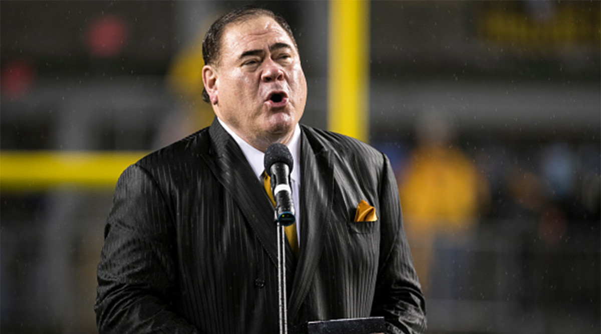 David Baker has served as president of the Hall of Fame since 2012.