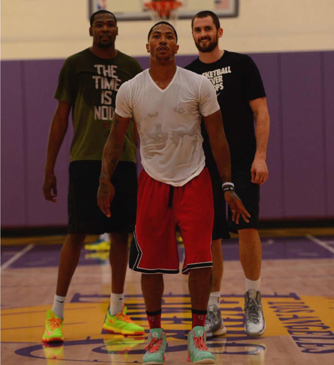 Durant, Rose and Love
