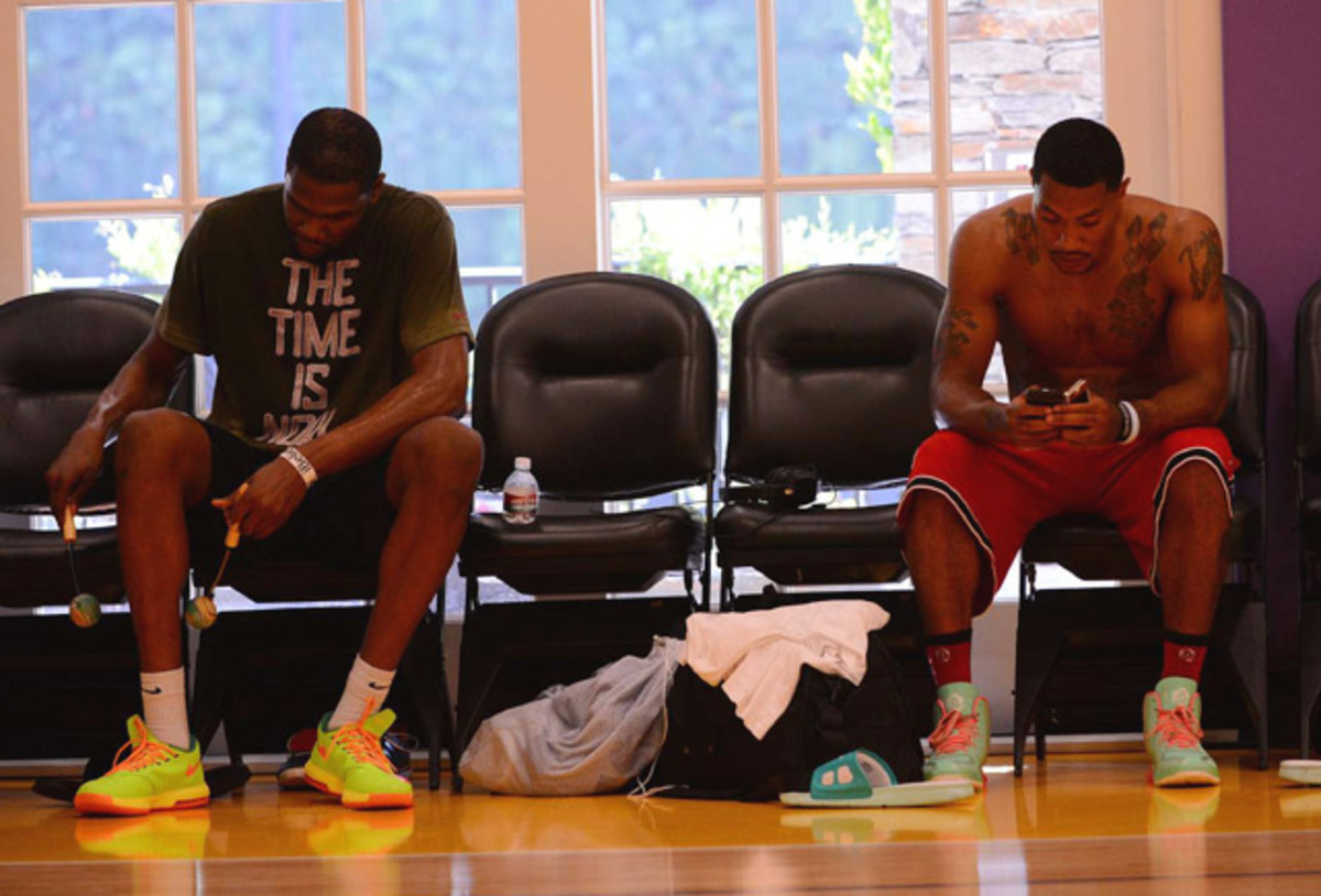 Durant and Rose