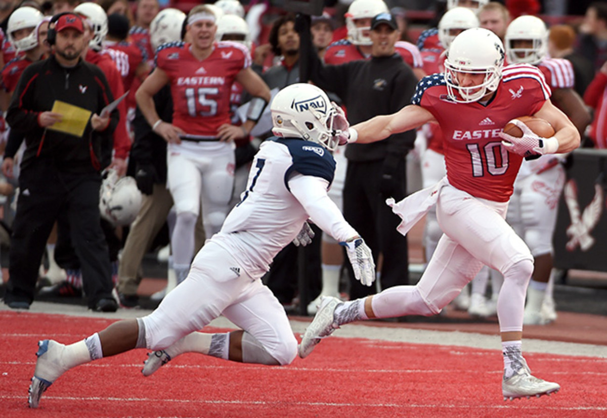 Scouts had good things to say about Eastern Washington's Cooper Kupp.