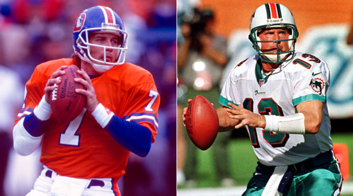 Elway and Marino Could Have Been Baseball Royalty - Sports Illustrated