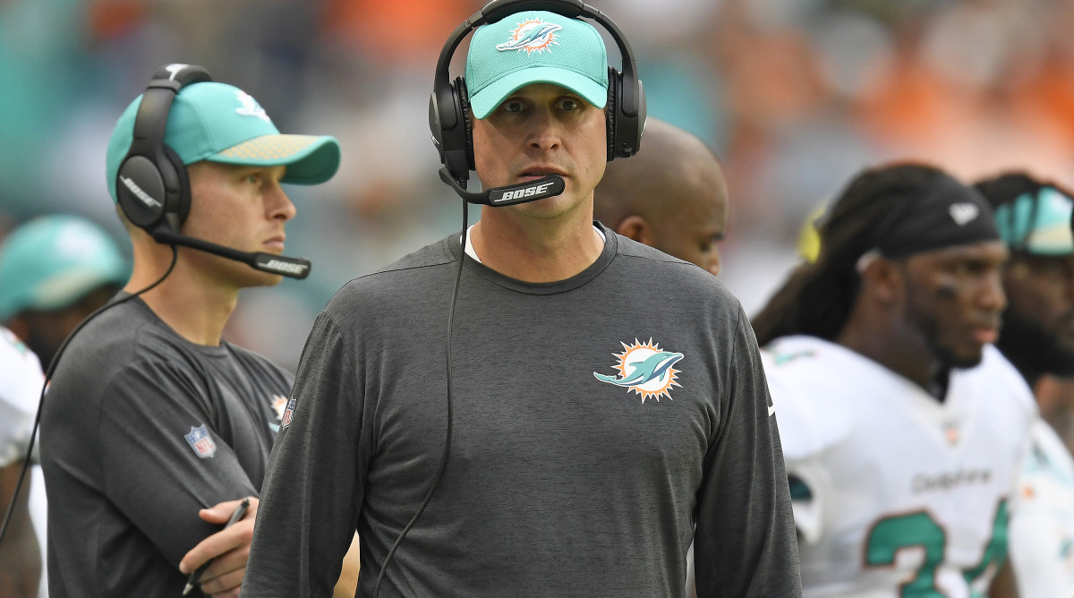 Dolphins head coach Adam Gase showed players with the Jay Ajayi trade that he isn't fooling around.