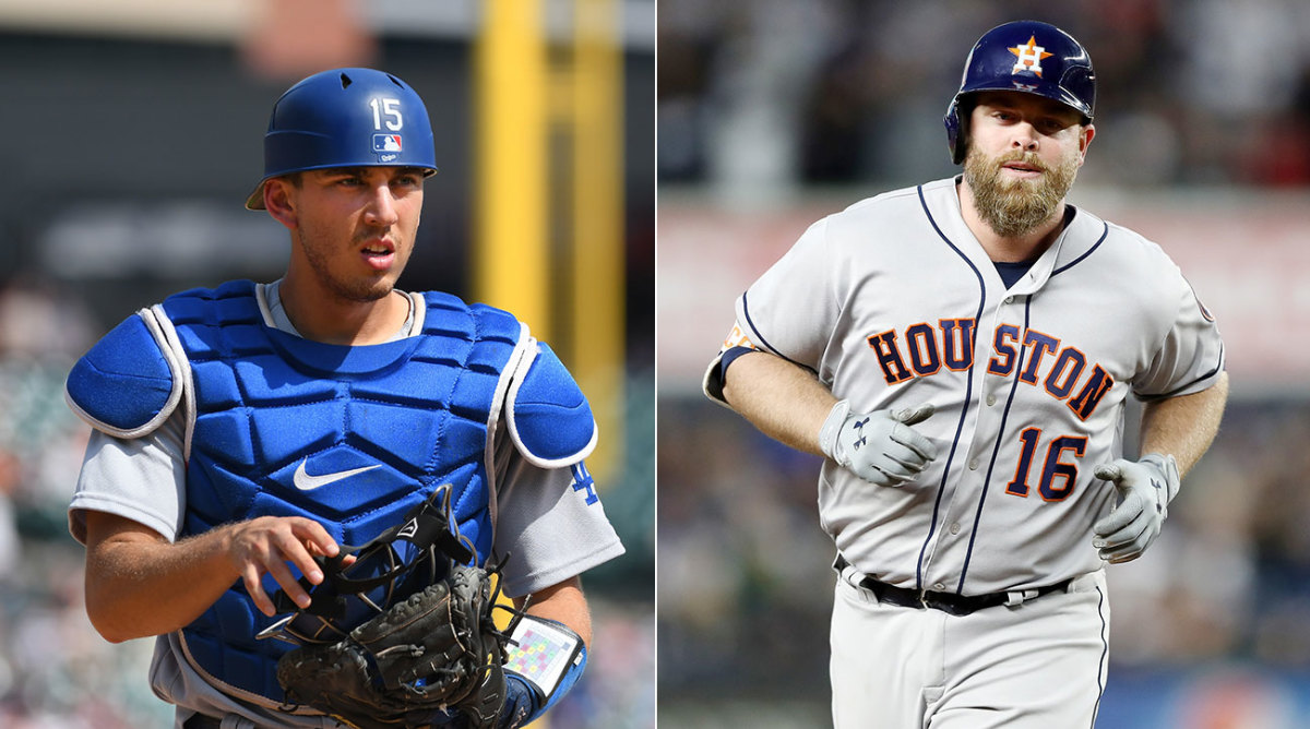 World Series position breakdown: Austin Barnes v. Brian ...