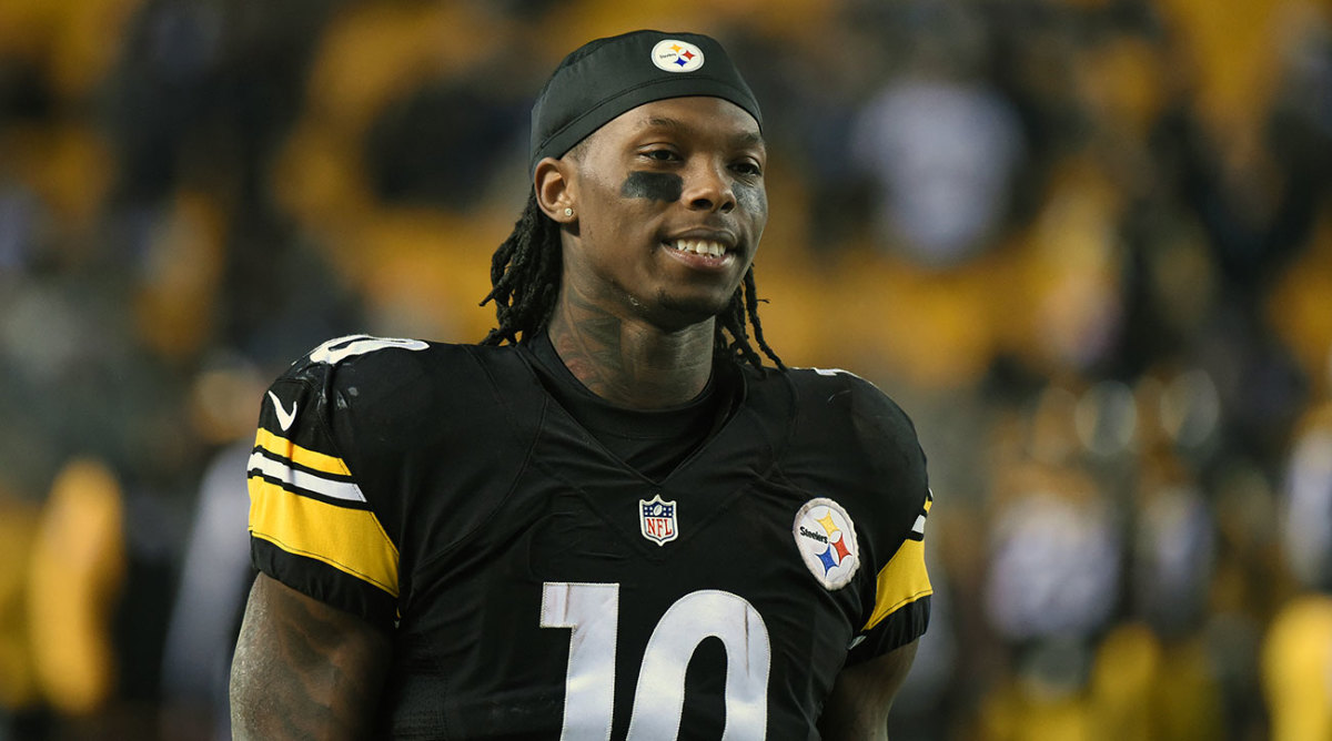 Steelers wide receiver Martavis Bryant won't be playing Sunday.