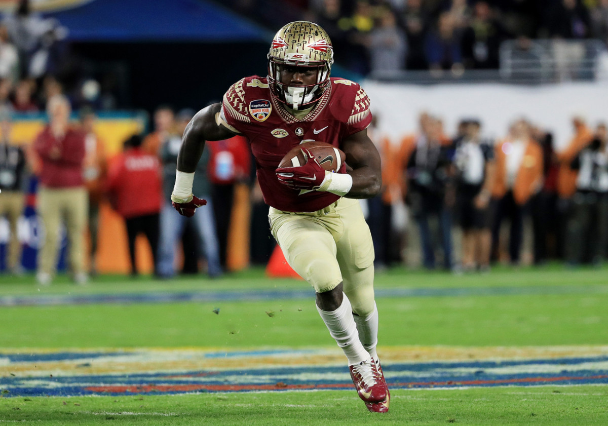 In a loaded draft for running backs, talented players like Dalvin Cook could slip out of the first round.