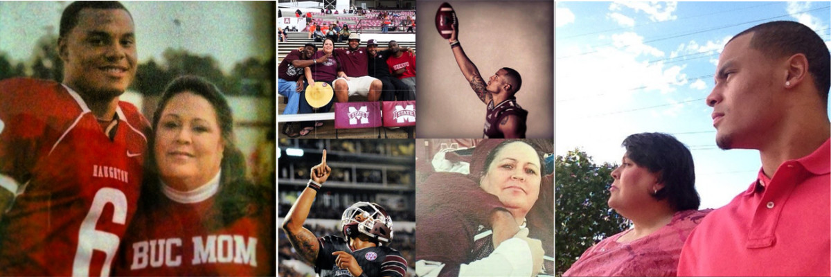 Prescott's Instagram has several tributes to his mom posted on her birthdays and anniversaries of her passing.