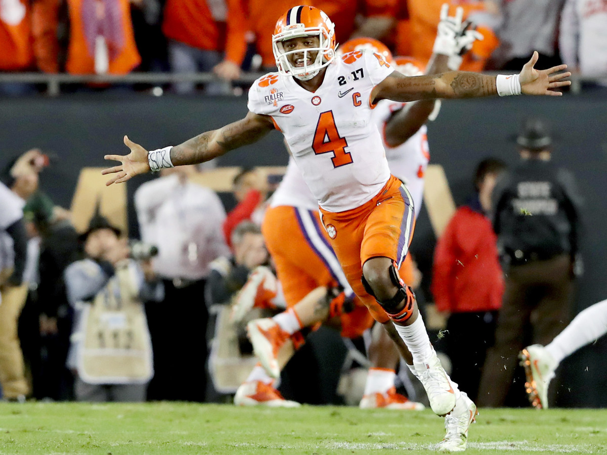 Clemson football poised to reload without Deshaun Watson - Sports ...