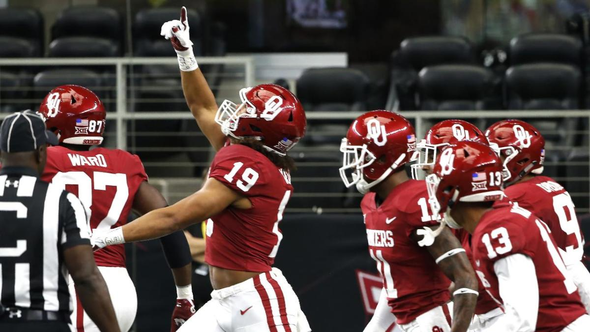 Clemson, Oklahoma, Georgia, Alabama make College Football ...