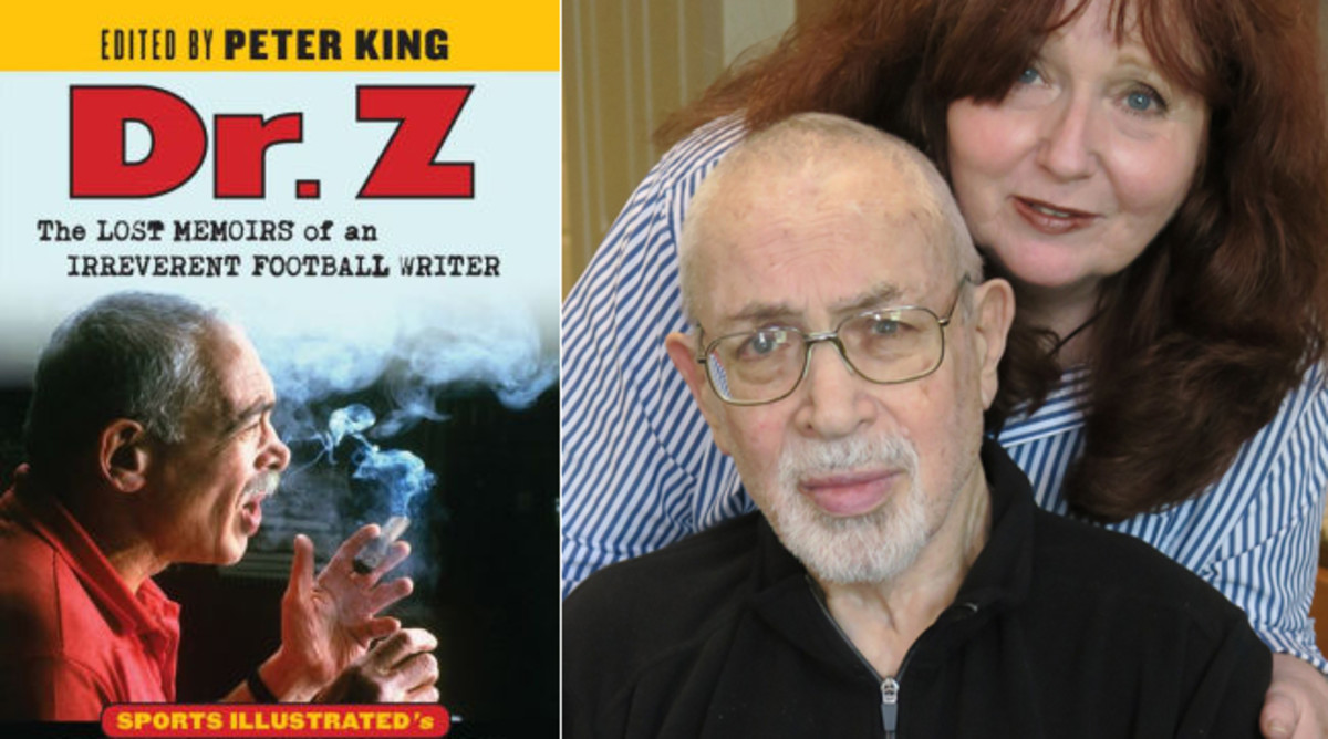 Linda Zimmerman was a driving force in helping publish the memoirs of her husband Paul, who suffered a series of strokes in 2008.