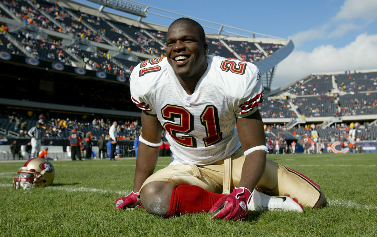 As a rookie in 2005.
