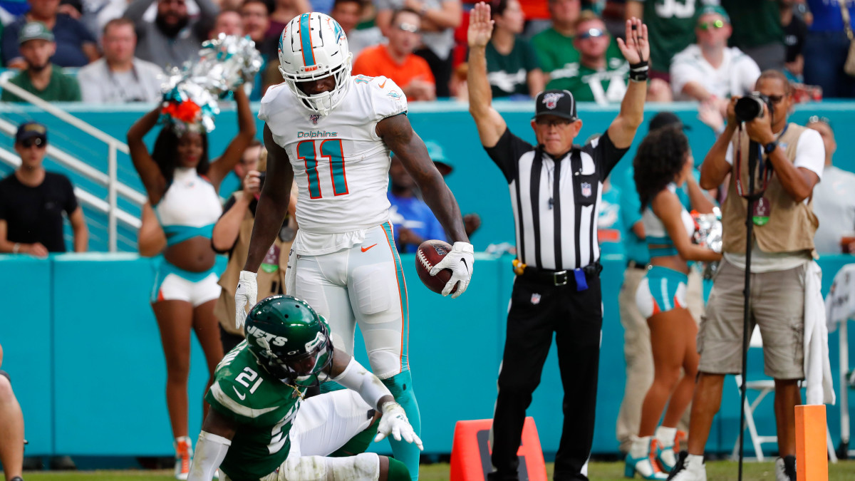 Image result for devante parker""