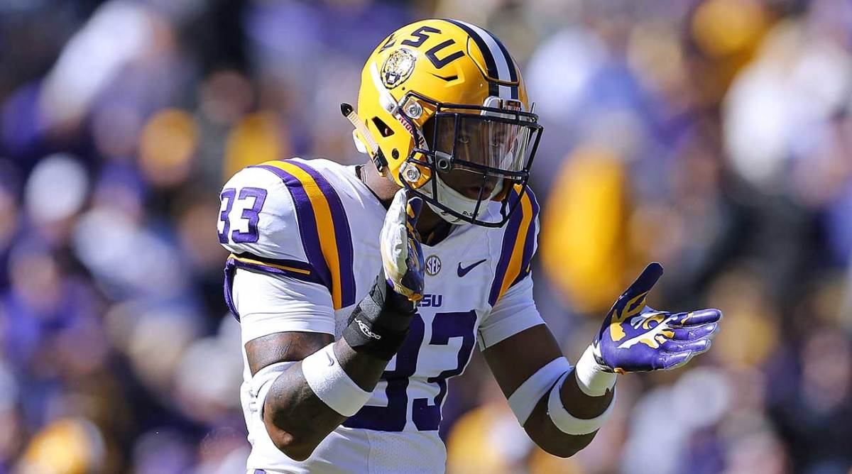 The Jets didn't overthink when Jamal Adams was available to them with the sixth pick.