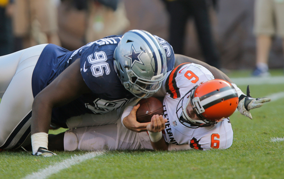 A second-half surge during his rookie season has left high expectations for Cowboys defensive tackle Maliek Collins entering 2017.