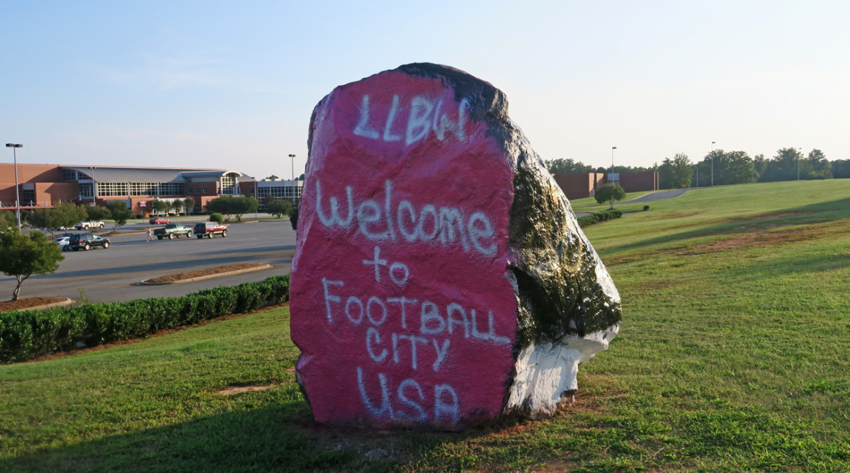 Football rules in Rock Hill, S.C., which has produced NFL stars Jadeveon Clowney and Stephon Gilmore, with more on the way.