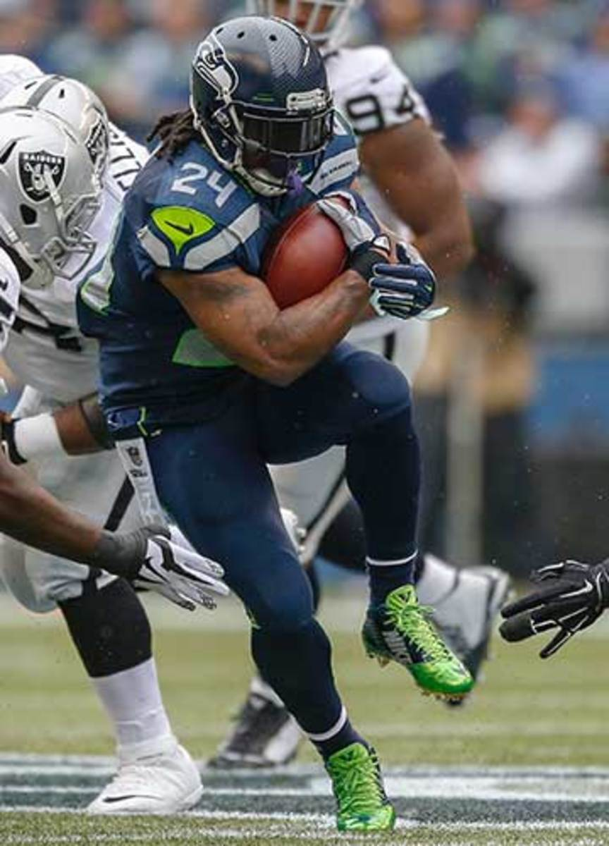 Marshawn Lynch.
