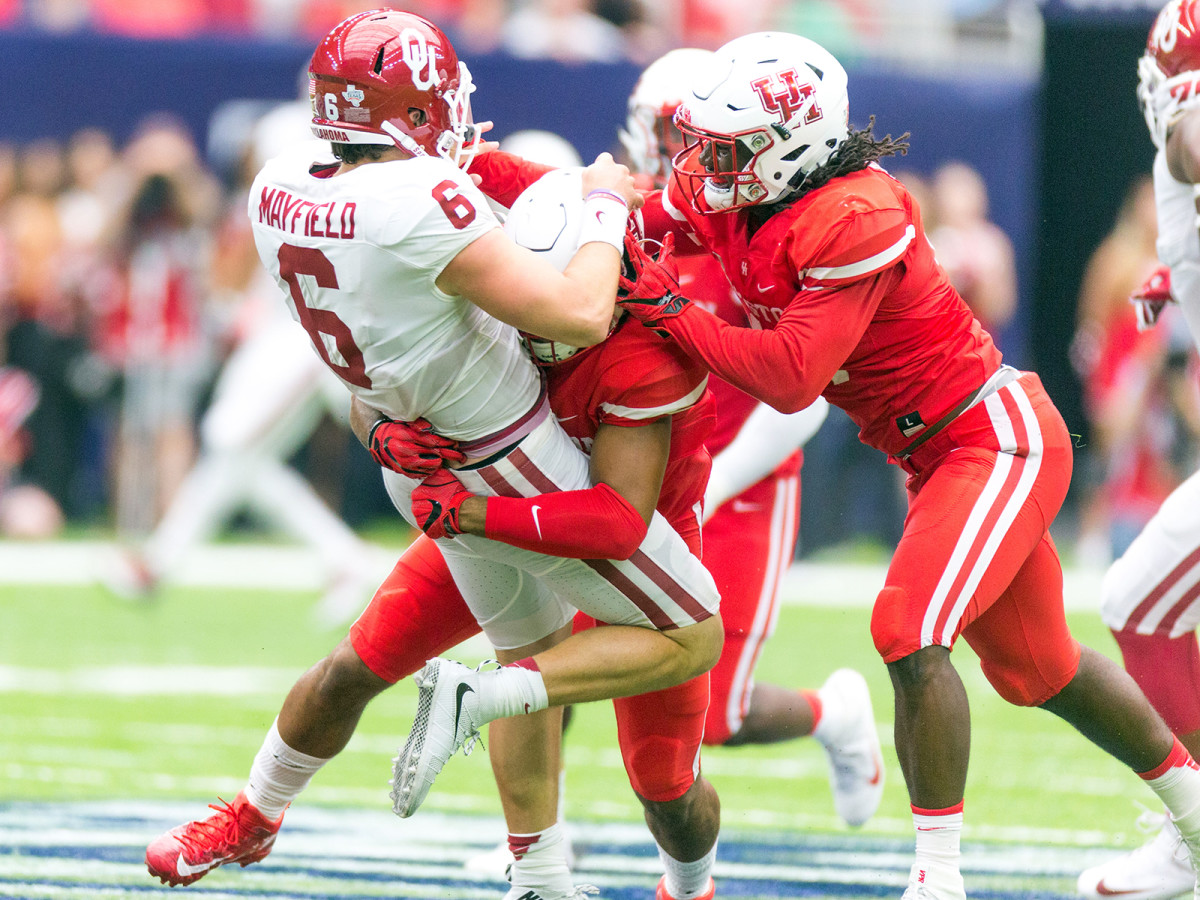 Performances like Oklahoma's high-profile blowout loss to Houston last year haven't helped the Big 12's cause.