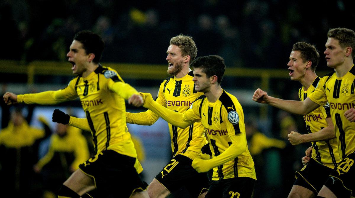 Benfica Dortmund Tv