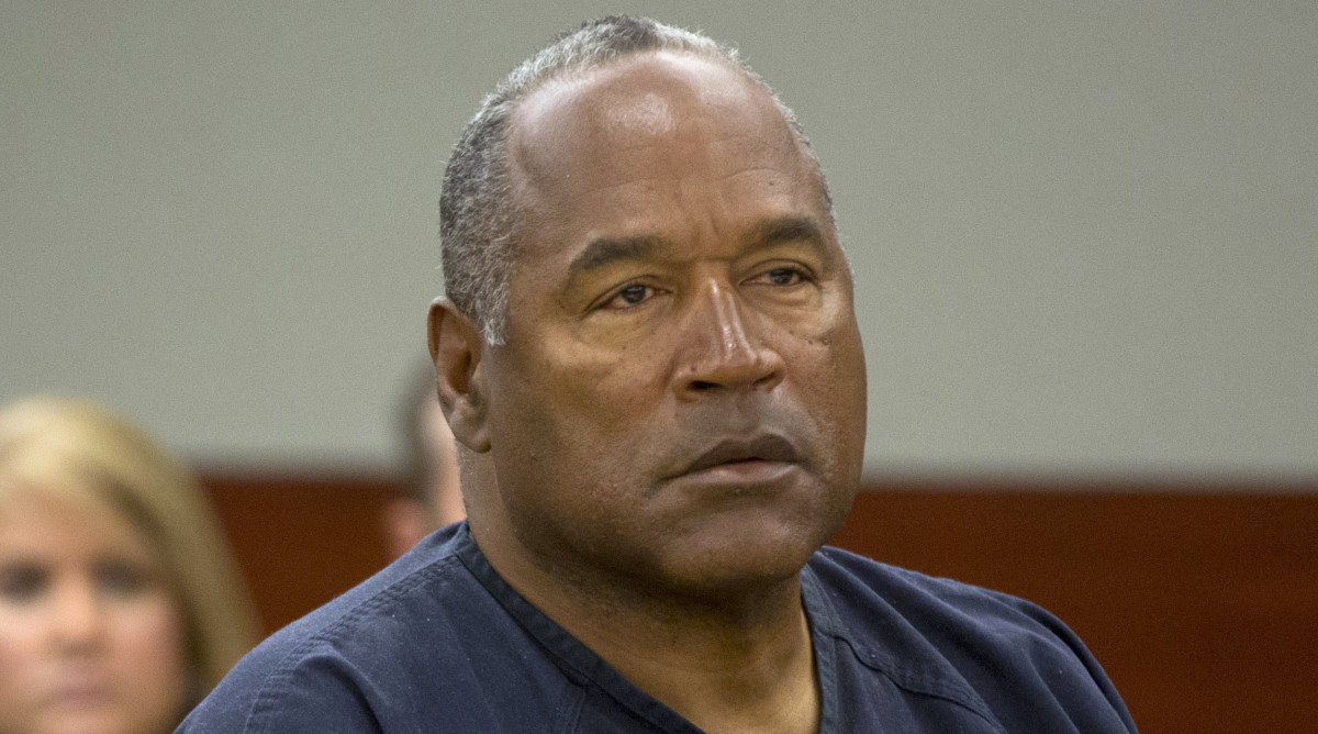 Is oj in jail