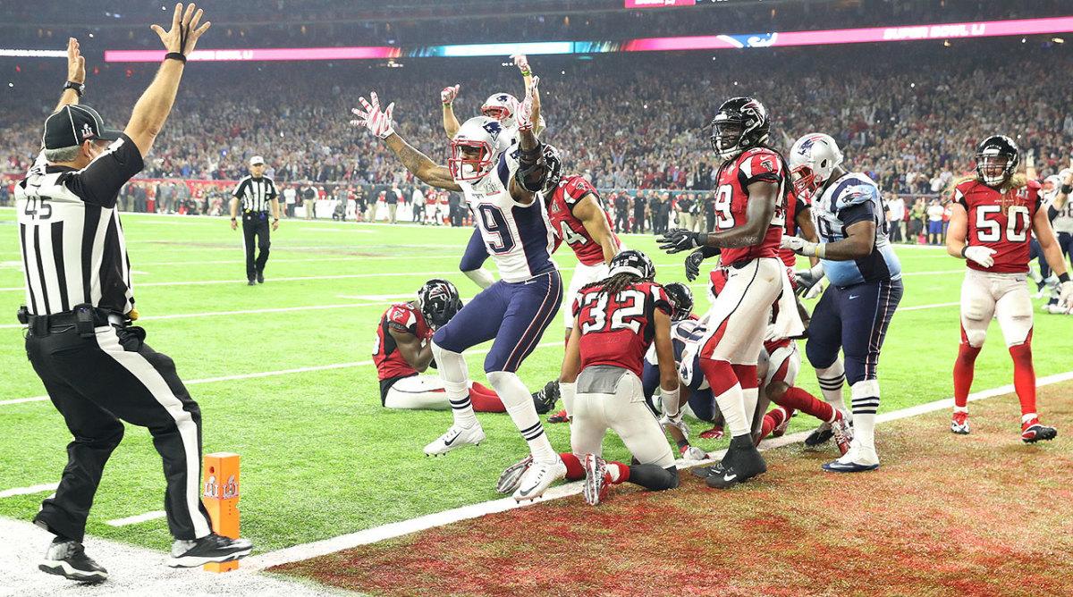 Super Bowl Recap How Patriots Came Back To Stun Falcons