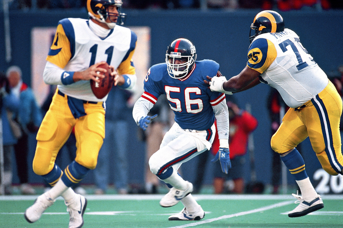 Lawrence Taylor went No. 1 overall.