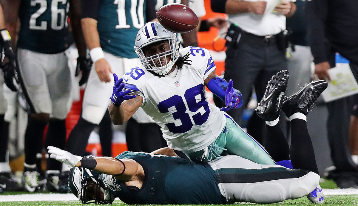 Cornerback Brandon Carr, recently signed by the Ravens, has never missed a game due to injury in nine seasons in the NFL.