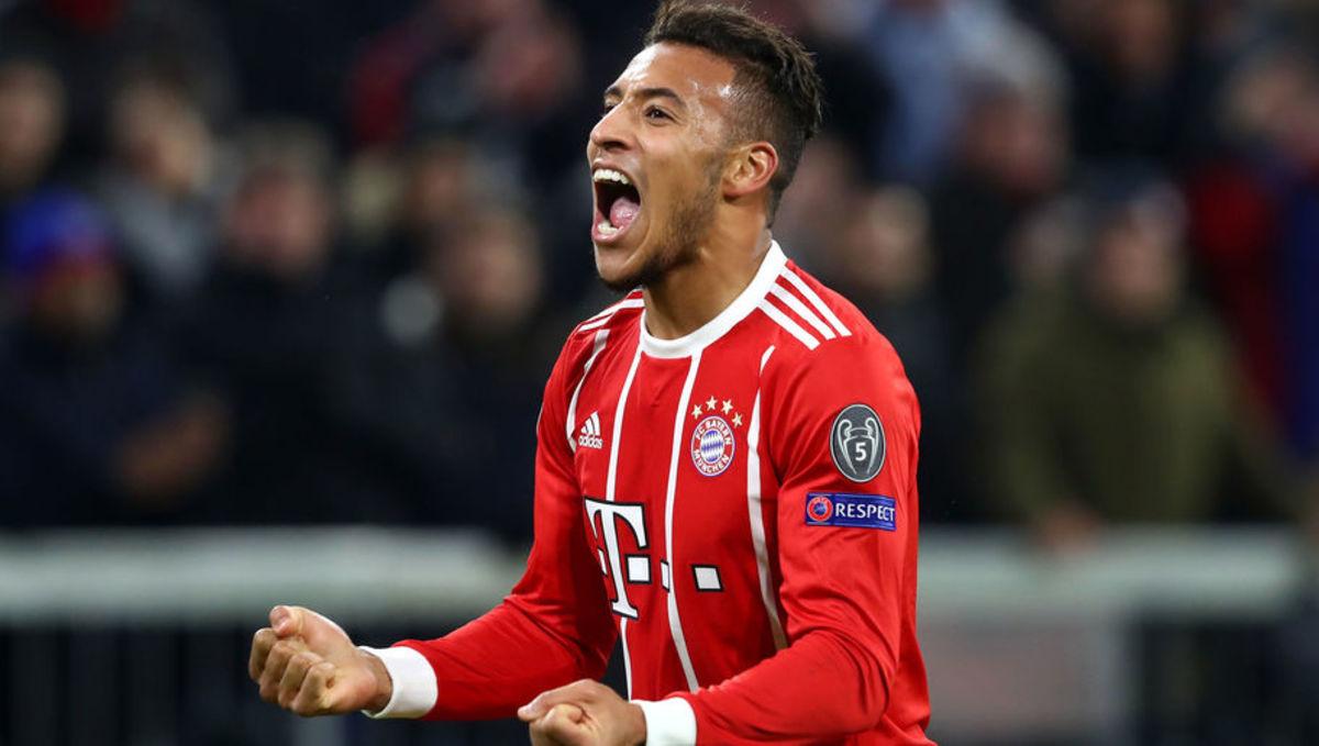 Bayern Munich 3-1 PSG: French side tops UCL group despite ...