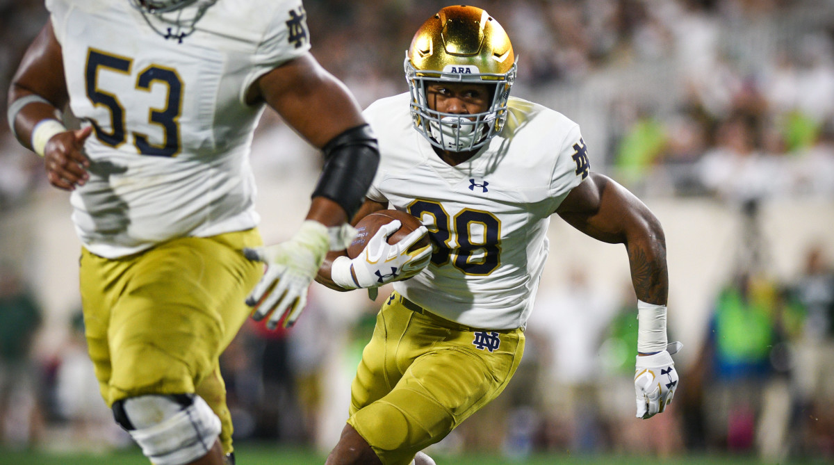 Notre Dame vs Miami (Ohio) live stream: Watch online, TV ...