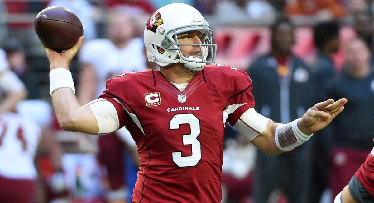 Carson Palmer is returning for his 15th season in 2017, his fifth with the Cardinals.