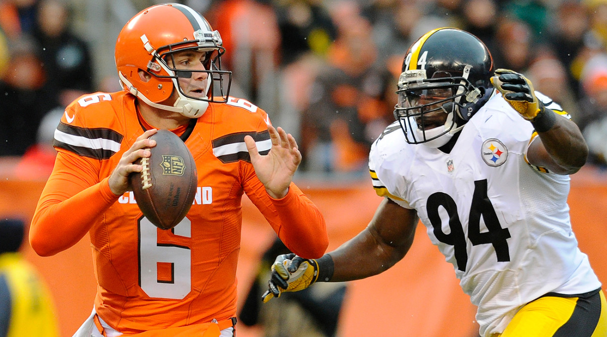 Cody Kessler was winless in eight starts for the Browns, but flashed promise with a respectable rating (92.3) and a +4 TD-INT differential.