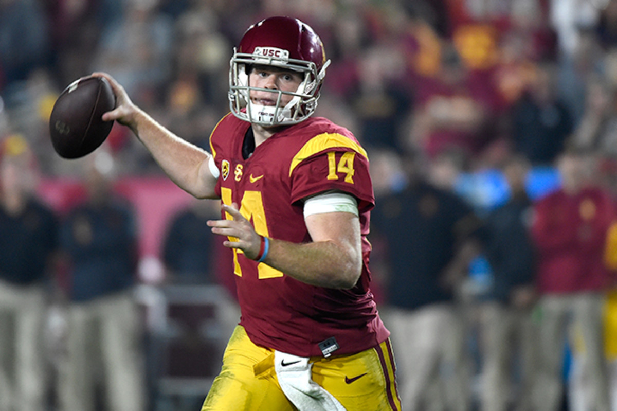 Darnold is the early favorite to win the Heisman, and go first in the 2018 draft.