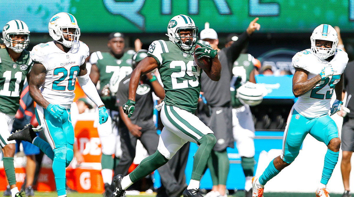 Bilal Powell has the Jets backfield to himself, and a chance to really get going, in Week 4 against the Jaguars.