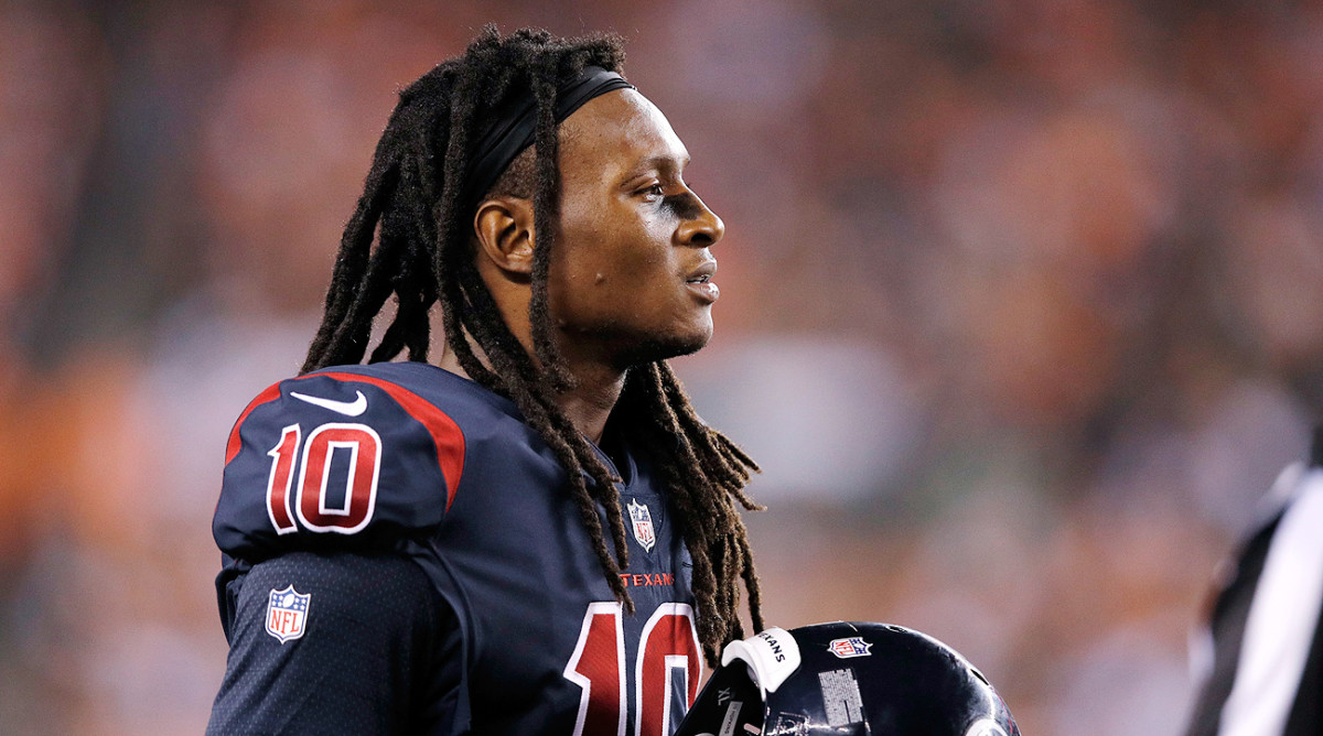 DeAndre Hopkins is getting plenty of volume, and that bodes well for his DFS prospects in Week 4.