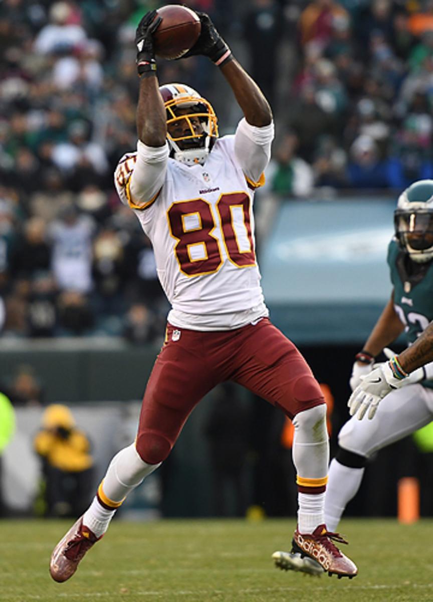 Washington wide receiver Jamison Crowder
