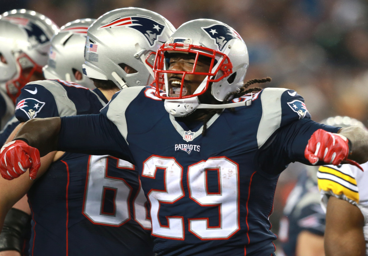 After helping the Patriots win the Super Bowl last season, LeGarrette Blount is now heading to the Eagles.