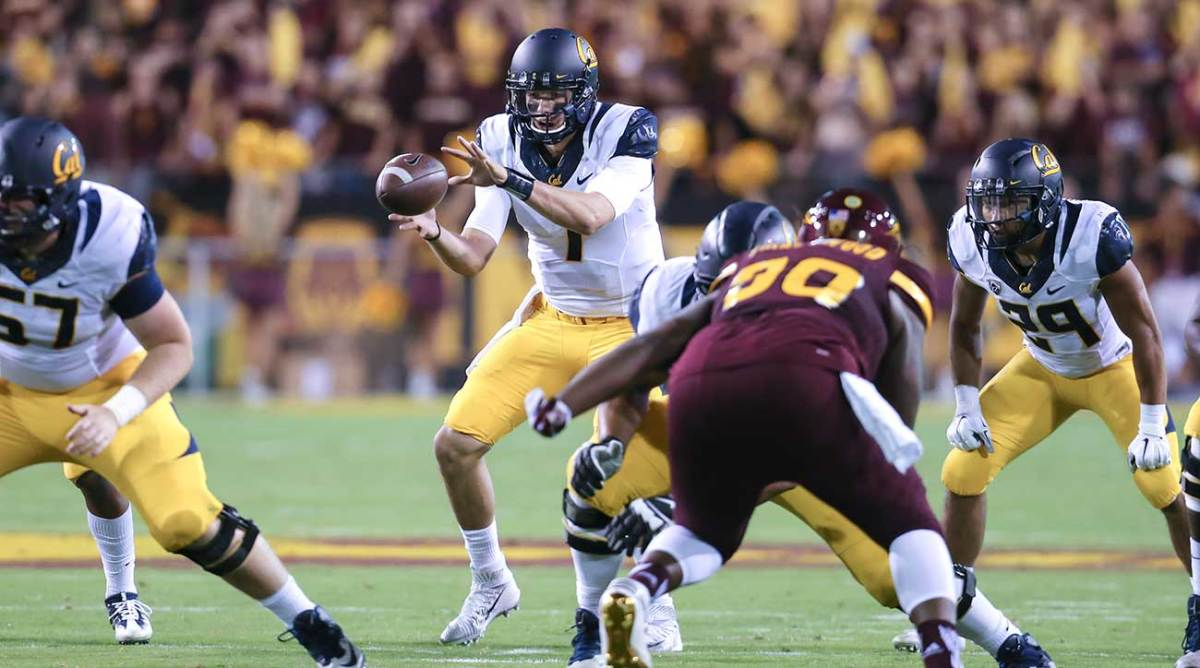 Webb, like other shotgun college QBs, will have to learn to play under center.