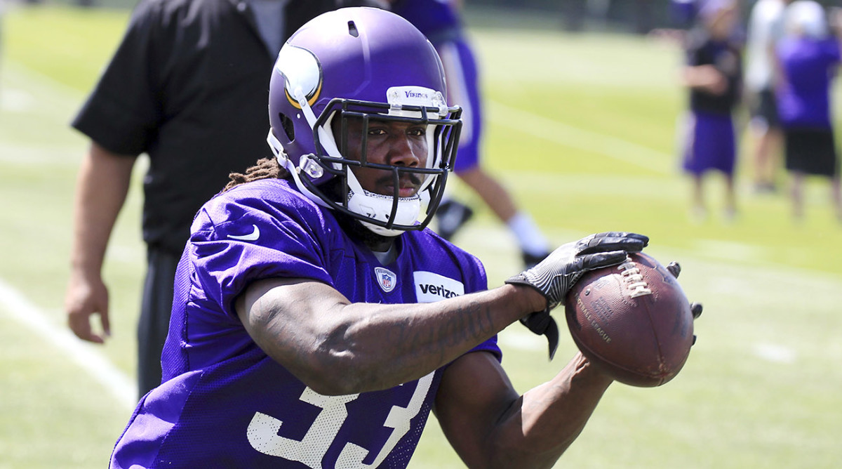 Minnesota Vikings Rookie Rb Dalvin Cook Ready To Start